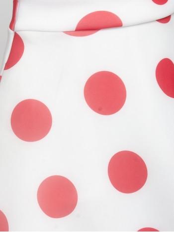 Alable Cold Polka Dot Long Skirts